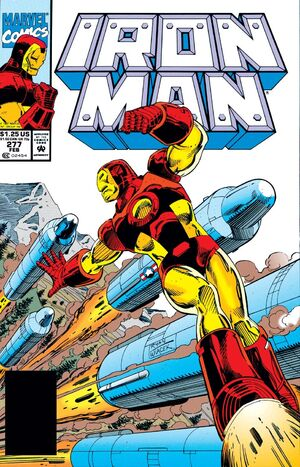 Iron Man Vol 1 277