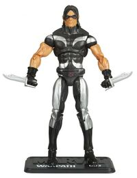 James Proudstar (Earth-616) from Marvel Universe (Toys) Series II Wave VI 0001