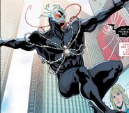 Kron Stone (Earth-TRN632) from Spider-Man 2099 Vol 3 23 001