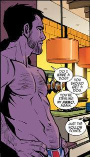 Lance Hunter (Earth-616) from Mockingbird S.H.I.E.L.D. 50th Anniversary Vol 1 1 002