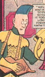 Loki Laufeyson (Earth-89768) from Fred Hembeck Destroys the Marvel Universe Vol 1 1 0001
