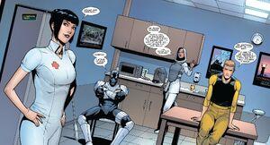 Marvel's Medics (Earth-616) from Valkyrie Jane Foster Vol 1 6 001