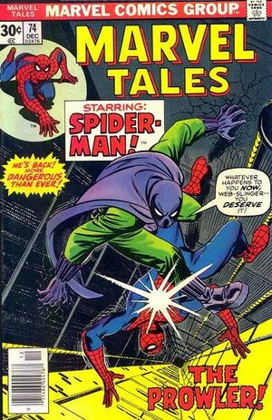 Marvel Tales Vol 2 74