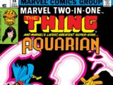 Marvel Two-In-One Vol 1 58