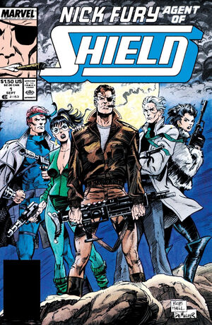 Nick Fury, Agent of S.H.I.E.L.D. Vol 3 1