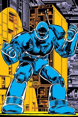 Obadiah Stane (Earth-616) from Iron Man Vol 1 200 001