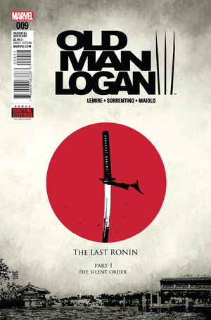 Old Man Logan Vol 2 9