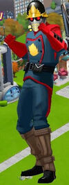 Peter Quill (Earth-TRN562) from Marvel Avengers Academy 003