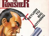 Punisher: Return to Big Nothing Vol 1