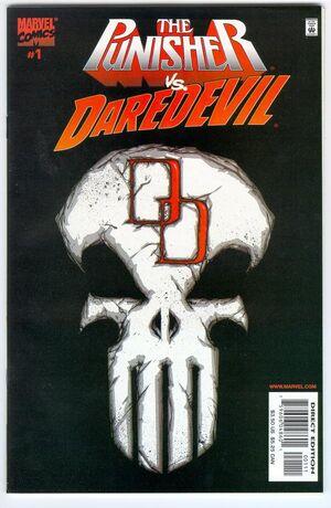 Punisher vs Daredevil Vol 1 1