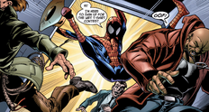 Spider Man vs Enforcers Vol 1 Issue 9