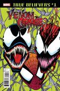 True Believers Venom - Carnage Vol 1 1