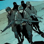 United States Army Special Forces (Earth-616) from Venom Vol 3 5 001