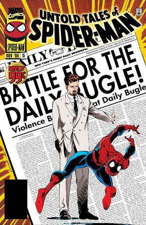Untold Tales of Spider-Man Vol 1 15