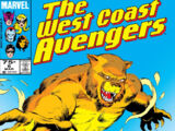 West Coast Avengers Vol 2 6
