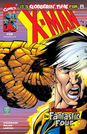 X-Man Vol 1 59