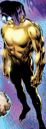 Adam Warlock (Earth-19141) from Thanos The Infinity Conflict Vol 1 1 001