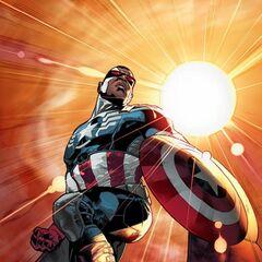 Nowy kapitan Ameryka