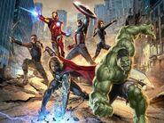 Avengers (Earth-199999) promotional art 001