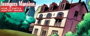 Avengers Mansion from Amazing Spider-Man Annual Vol 1 39 001