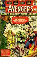 Avengers Vol 1 1 Vintage