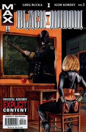 Black Widow Pale Little Spider Vol 1 3