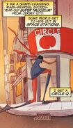 Circle Q from All-New Marvel NOW! Point One Vol 1 1.NOW 001