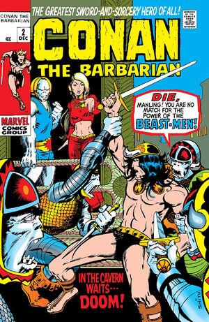 Conan the Barbarian Vol 1 2