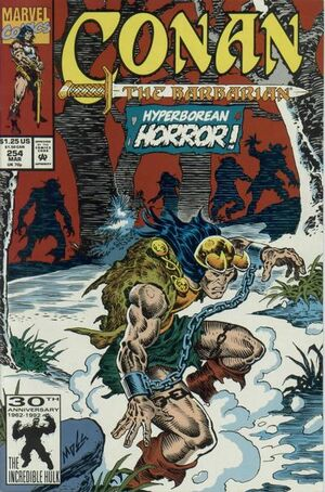 Conan the Barbarian Vol 1 254