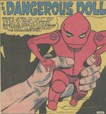 Dangerous Doll (Earth-616) from Journey into Mystery Vol 1 63 001