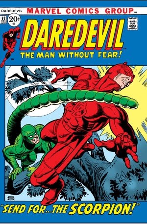 Daredevil Vol 1 82