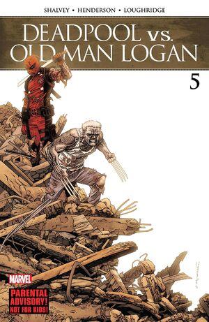 Deadpool vs. Old Man Logan Vol 1 5