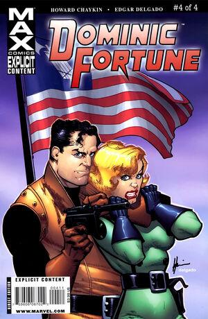Dominic Fortune Vol 1 4