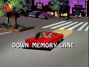 Down Memory Lane