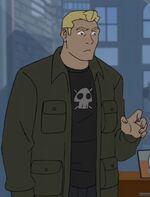 Edward Brock (Earth-17628) from Marvel's Spider-Man (animated series) Season 2 1 0001
