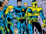Espionage Elite (Earth-616)/Gallery