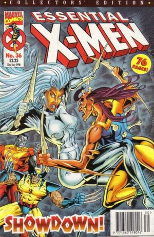 Essential X-Men Vol 1 36