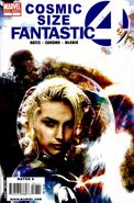 Fantastic Four Cosmic-Size Special Vol 1 1