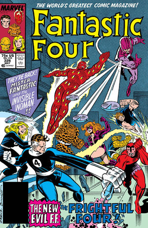 Fantastic Four Vol 1 326