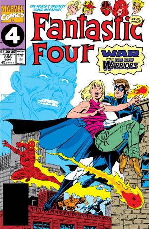 Fantastic Four Vol 1 356