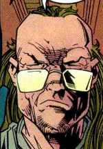 Geff (Earth-928) from Punisher 2099 Vol 1 25 001