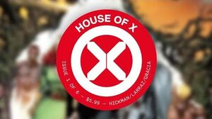 HOUSE OF X 1 — Critics React Marvel Comics