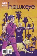 Hawkeye Vol 5 13 Walsh Variant