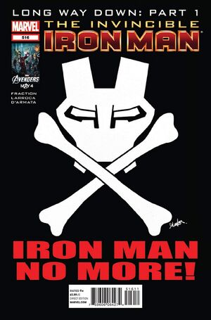 Invincible Iron Man Vol 1 516