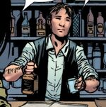 John (Bartender) (Earth-616) from World War Hulk Front Line Vol 1 4 0001