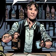 John (Bartender) (Earth-616) from World War Hulk Front Line Vol 1 4 0001