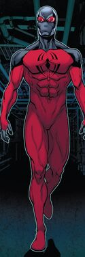 Kaine Parker (Earth-616) from Ben Reilly Scarlet Spider Vol 1 22 002
