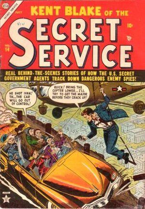 Kent Blake of the Secret Service Vol 1 14