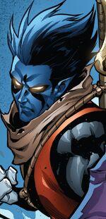 Kurt Wagner (Earth-17037) from Deadpool & the Mercs for Money Vol 2 7 001
