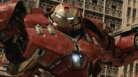 LoveWaffle/New Day, New Age of Ultron Trailer